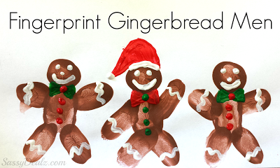 fingerprint-gingerbread-men-crafts