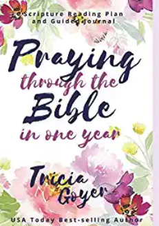 Praying through the Bible in a year