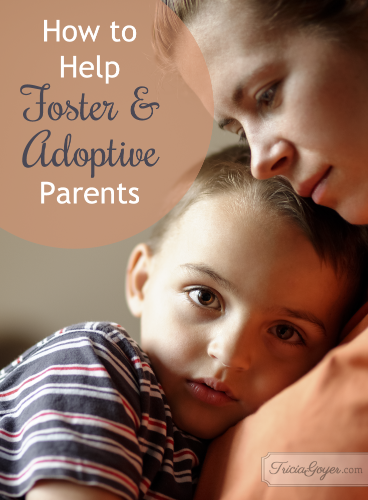 How to Help Foster and Adoptive Parents