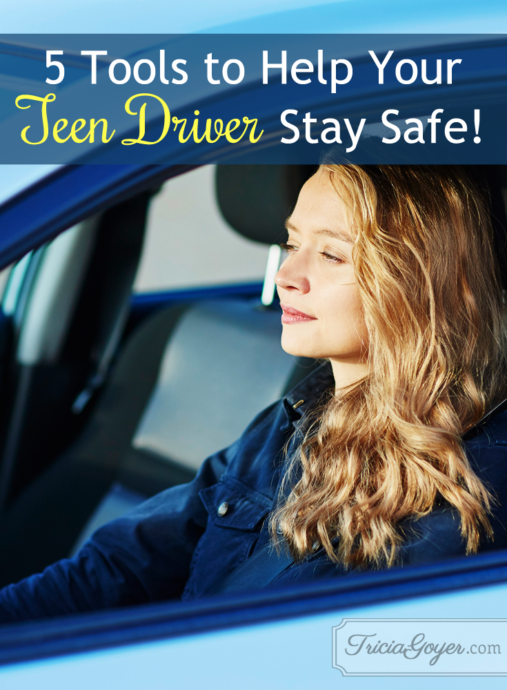 5 Tools to Help Your Teen Driver Stay Safe!