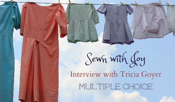 Multiple Choice Interview | Amish Reader