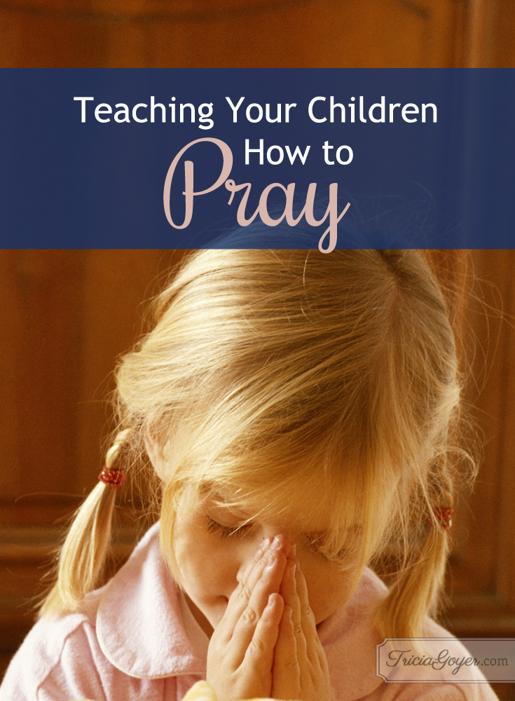 teaching-your-children-how-to-pray