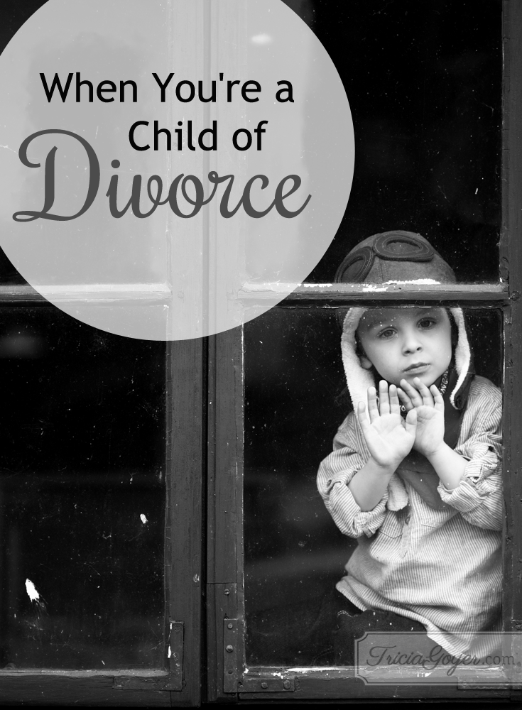 When You're a Child of Divorce