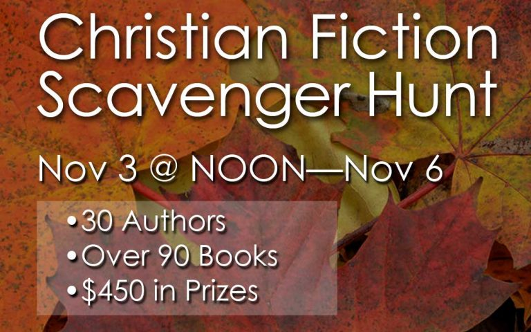 Mark Your Calendars for the Christian Fiction Scavenger Hunt!