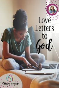 Have you ever thought about what a whisper will sound like from your future husband? Can you picture the two of you snuggled on a couch? Or at a park? Or walking along a sidewalk? He leans close. You feel his breath on your cheek. What does he say? Tricia Goyer shares on her blog...