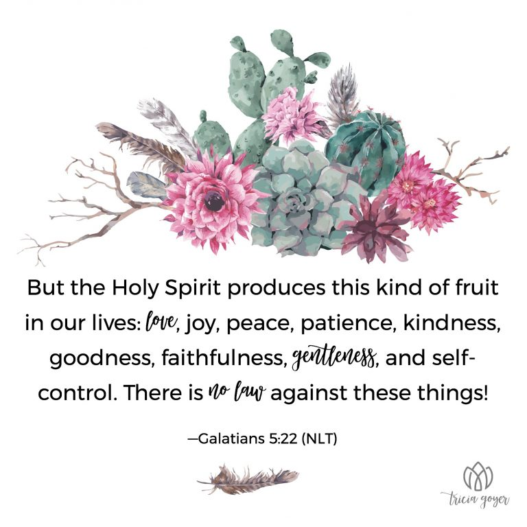 Fruit of the Spirit | Galatians 5:22