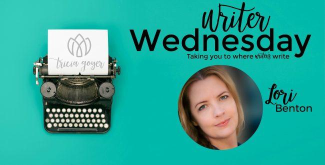 Writer Wednesday with Lori Benton