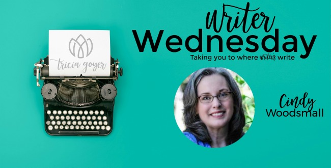Writer Wednesday with Cindy Woodsmall