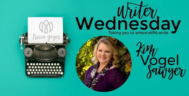 Writer Wednesday with Kim Vogel Sawyer