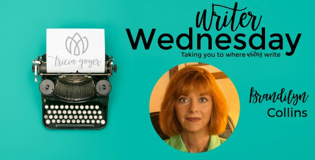 Writer Wednesday with Brandilyn Collins