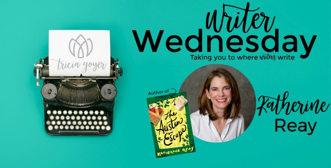 Writer Wednesday with Katherine Reay