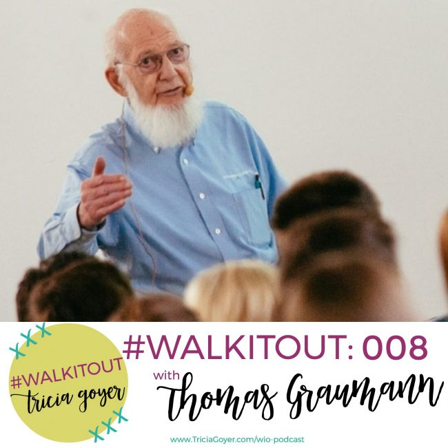 #WALKITOUT 008: Thomas Graumann