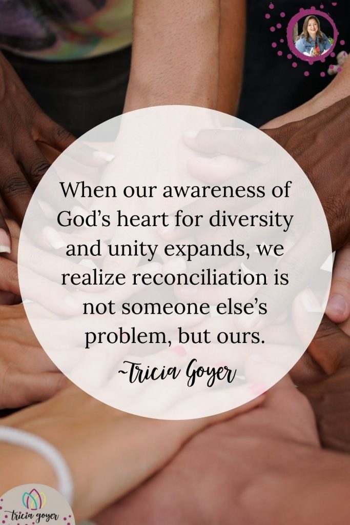 Do you think we don't have a race problem in the US? Maybe your thoughts would change if you talked to someone different than you. Or maybe you know there is a problem, but you don't know what to do to help. Tricia Goyer shares more on her blog.