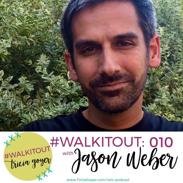 #WALKITOUT 010: Jason Weber