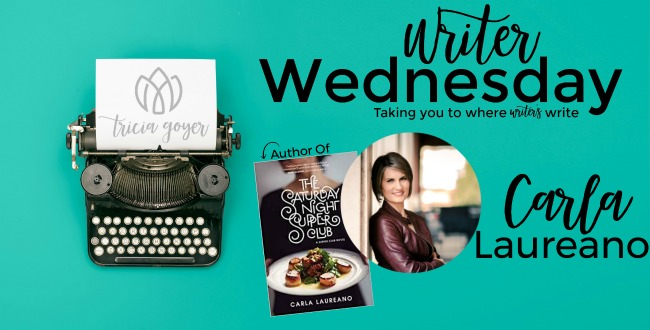 Writers Wednesday with Carla Laureano