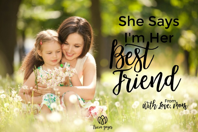She Says I'm Her Best Friend | Dawn Camp