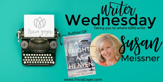 Writer Wednesday with Susan Meissner