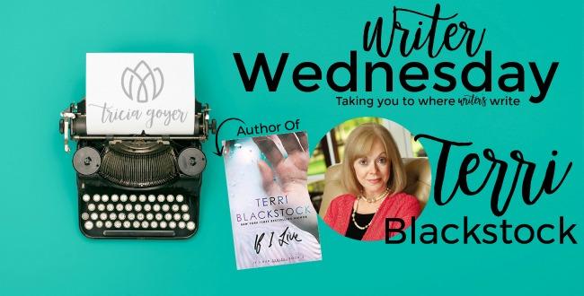 Writer Wednesday with Terri Blackstock