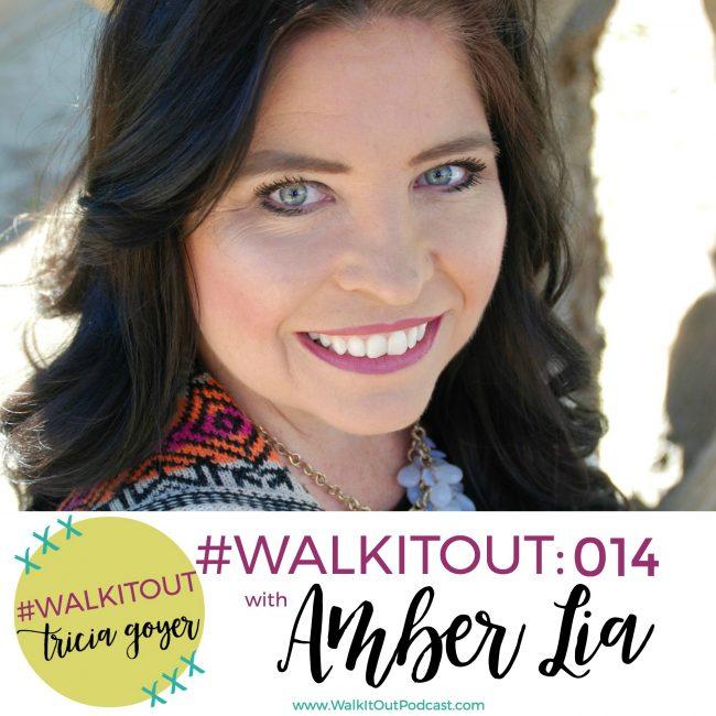 #WALKITOUT 014: Amber Lia
