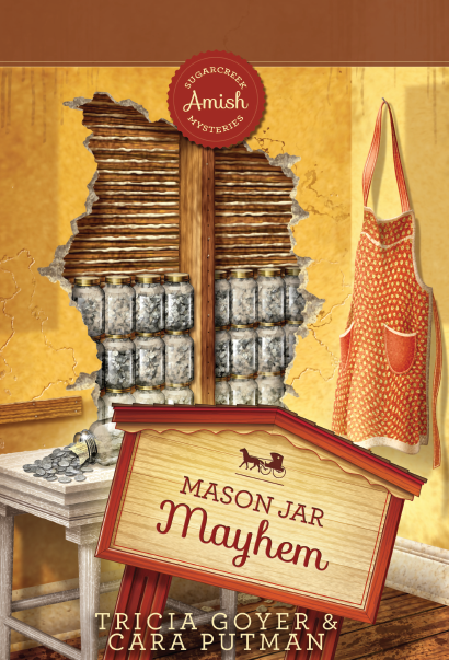 Mason Jar Mayhem (Sugarcreek Amish Mysteries Book 10)