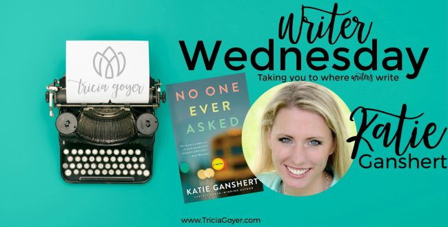 Writer Wednesday with Katie Ganshert