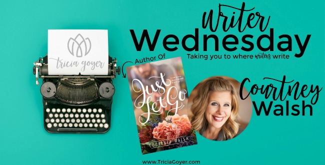 Writer Wednesday with Courtney Walsh