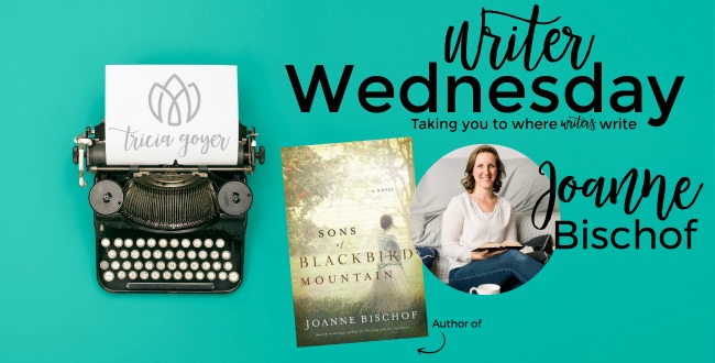 Writer Wednesday with Joanne Bischof