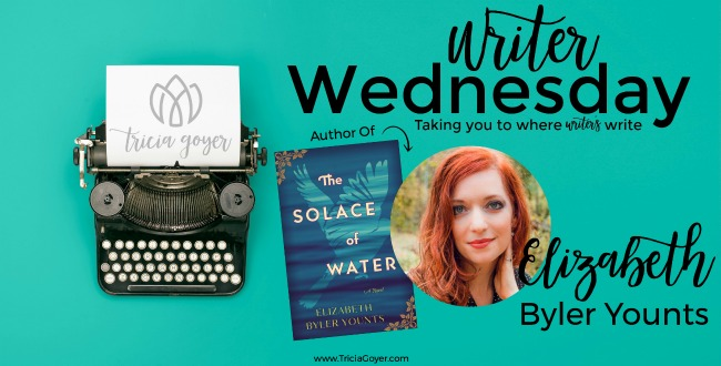 Writer Wednesday with Elizabeth Byler Younts