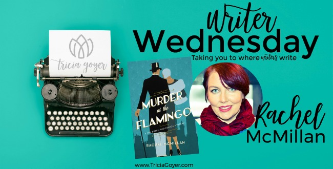 Writers Wednesday with Rachel McMillan