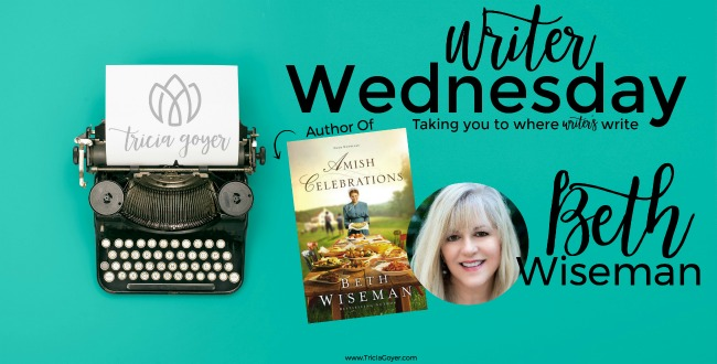 Writers Wednesday with Beth Wiseman