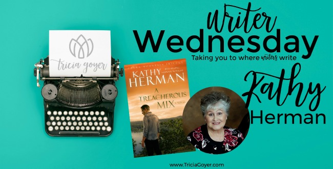 Writer Wednesday with Kathy Herman