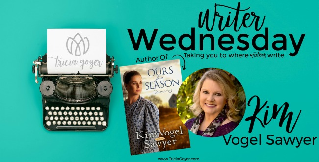 Writer Wednesday with Kim Vogel Sawyer