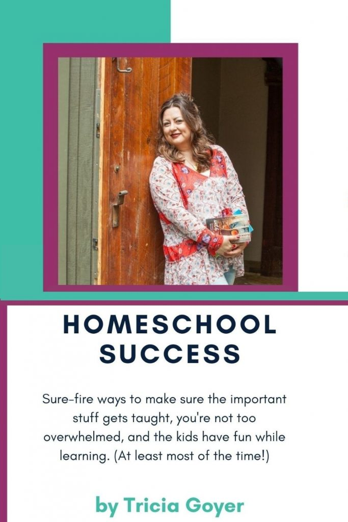 Let me share all the practical tips and tricks I've learned to:  —Homeschool multiple levels in four hours a day.  —Create a positive learning environment where your children will thrive. —Discover your gifts as a homeschool teacher.  —Finding extra help for special needs kids.  ...and so much more! Watch a free module