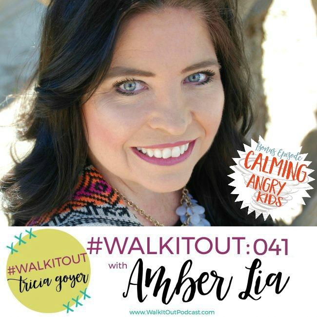 #WalkItOut Podcast 041: Amber Lia