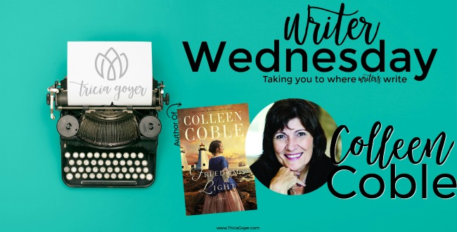 Writer Wednesday with Colleen Coble