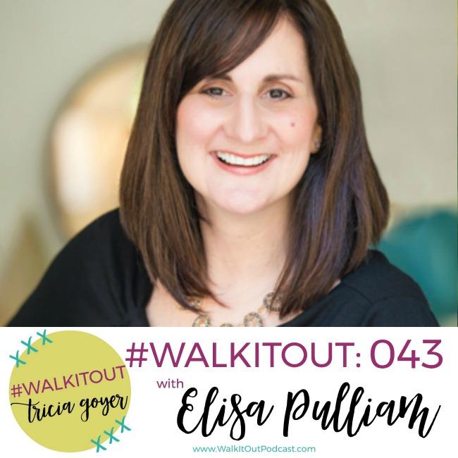 #WalkItOut 043: Elisa Pulliam