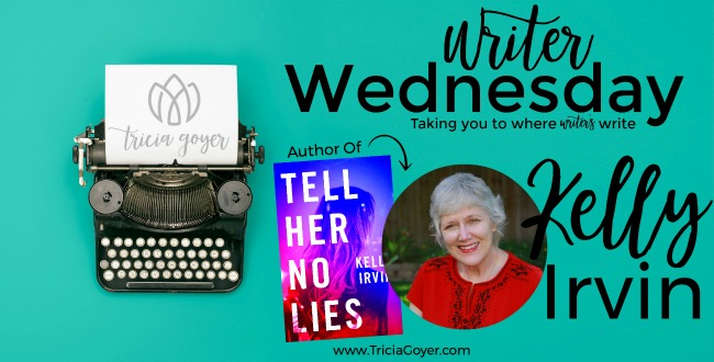 Writer Wednesday with Kelly Irvin