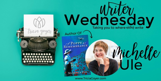 Writer Wednesday with Michelle Ule