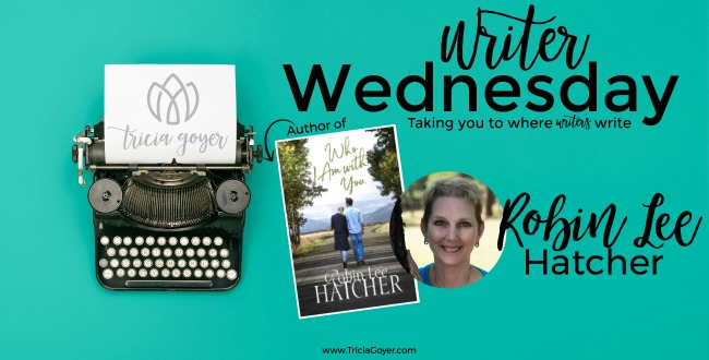 Writer Wednesday with Robin Lee Hatcher