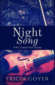 book cover of Night Song