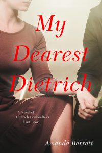 Today on Writer Wednesday, Amanda Barratt shares a peek into her writing space plus is giving away a copy of her new book, My Dearest Dietrich!