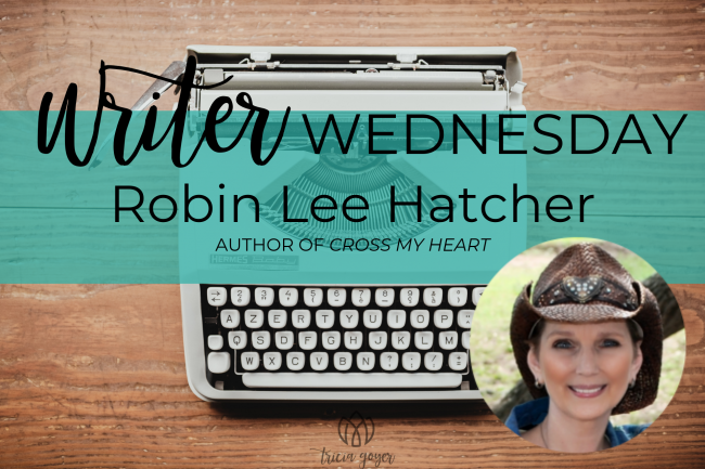 Today on Writer Wednesday author, Robin Lee Hatcher shares a peek at her writing space.