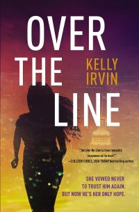 Today on Writer Wednesday, Kelly Irvin shares a little about her writing life plus is giving away a copy of her new book, Over the Line!