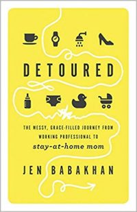 Today on Writer Wednesday Jen Babakhan, author Detoured, shares what a typical day in her life looks like.