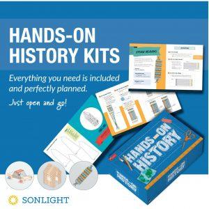 Hands-on history kits