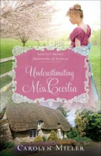 Today on Writer Wednesday Carolyn Miller, author Underestimating Miss Cecilia, shares what a typical day in her life looks like.