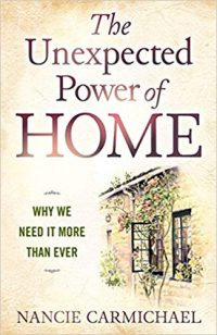 Nancie Carmichael author of The Unexpected Power of Home