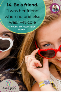 14 ways to help teen moms