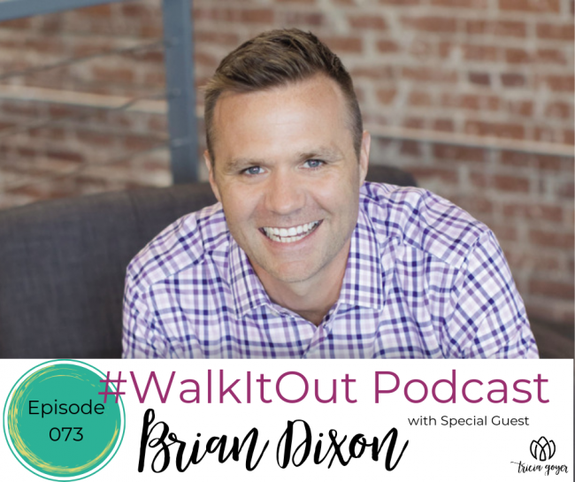 Today I'm super excited to be chatting with Brian Dixon author of new book Start with Your People. You are going to be so encouraged today by the master of encouraging!