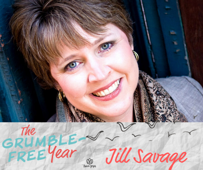 Today on this special episode of The Grumble Free Year Podcast, Jill savages talks about how to control our expectations and gives us tips for reducing our grumbling as parents.